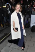 Natalia Vodianova - Londra - 05-11-2013 - En pendant con l'inverno con un cappotto bianco