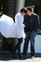 Kris Jenner - Los Angeles - 27-08-2014 - En pendant con l'inverno con un cappotto bianco