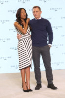 Naomie Harris, Daniel Craig - Londra - 04-12-2014 - Monica Bellucci è la nuova bond girl