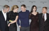 Christoph Waltz, Lea Seydoux, Sam Mendes, Daniel Craig, Monica Bellucci - Londra - 04-12-2014 - Monica Bellucci è la nuova bond girl