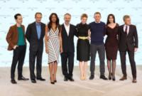 Andrew Scott, Christopher Waltz, Lea Seydoux, Naomie Harris, Sam Mendes, Daniel Craig, Monica Bellucci, Ralph Fiennes - Londra - 04-12-2014 - Monica Bellucci è la nuova bond girl