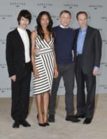 Ben Whilshaw, Naomie Harris, Daniel Craig, Ralph Fiennes - Londra - 04-12-2014 - Monica Bellucci è la nuova bond girl