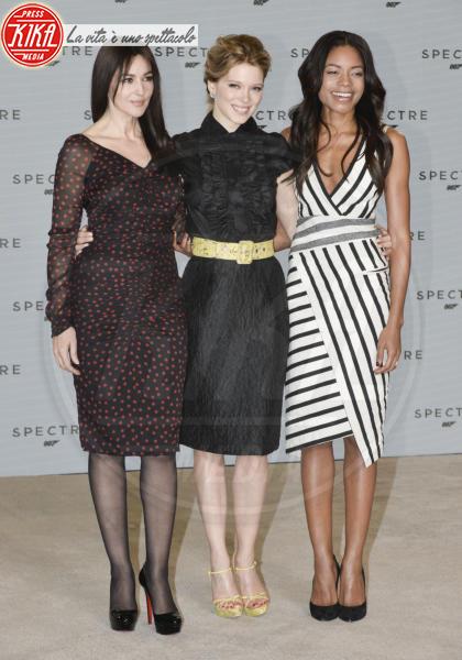 Lea Seydoux, Naomie Harris, Monica Bellucci - Londra - 04-12-2014 - Monica Bellucci, 52 anni di fascino intramontabile