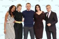 Christopher Waltz, Lea Seydoux, Naomie Harris, Daniel Craig, Monica Bellucci - Londra - 04-12-2014 - Bellucci, Harris e Seydoux: ecco l'evoluzione delle Bond girl