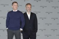 Sam Mendes, Daniel Craig - Londra - 04-12-2014 - Monica Bellucci è la nuova bond girl