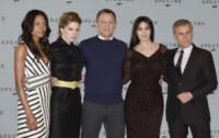 Christoph Waltz, Lea Seydoux, Naomie Harris, Daniel Craig, Monica Bellucci - Londra - 04-12-2014 - Monica Bellucci è la nuova bond girl