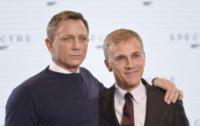 Christoph Waltz, Daniel Craig - Londra - 04-12-2014 - Monica Bellucci è la nuova bond girl