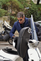 Paolo Calabresi Marconi - Roma - 04-12-2014 - Alessia Marcuzzi e Paolo Calabresi pronti per la luna di miele