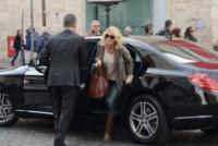 Alessia Marcuzzi - Roma - 04-12-2014 - Alessia Marcuzzi e Paolo Calabresi pronti per la luna di miele