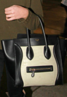 Kate Upton - New York - 12-01-2013 - Le celebrity ne vanno matte: è la Celine Luggage Tote Bag!