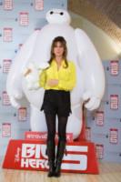Virginia Raffaele - Roma - 05-12-2014 - Festa della donna? Quest'anno la mimosa indossala!
