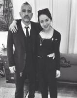 Aurora Ramazzotti, Eros Ramazzotti - Milano - 07-12-2014 - Aurora Ramazzotti: