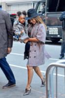 Blue Ivy Carter, Beyonce Knowles - New York - 07-12-2014 - La primavera è alle porte: è tempo di trench!