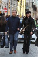 Angelo Donati, Milly Carlucci - Roma - 08-12-2014 - Milly Carlucci e Angelo Donati, 30 anni insieme e non sentirli