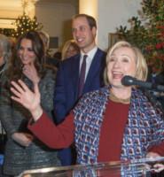 Principe William, Kate Middleton, Hillary Clinton - New York - 09-12-2014 - Hillary Clinton:
