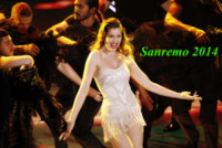 Laetitia Casta - Sanremo - 18-02-2014 - Emma e Arisa, da vincenti a vallette di Sanremo 2015?