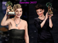 Arisa, Emma Marrone - 10-12-2014 - Emma e Arisa, da vincenti a vallette di Sanremo 2015?