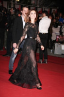 Clotilde Courau - Cannes - 13-12-2014 - Pizzo nero, un classico sul tappeto rosso