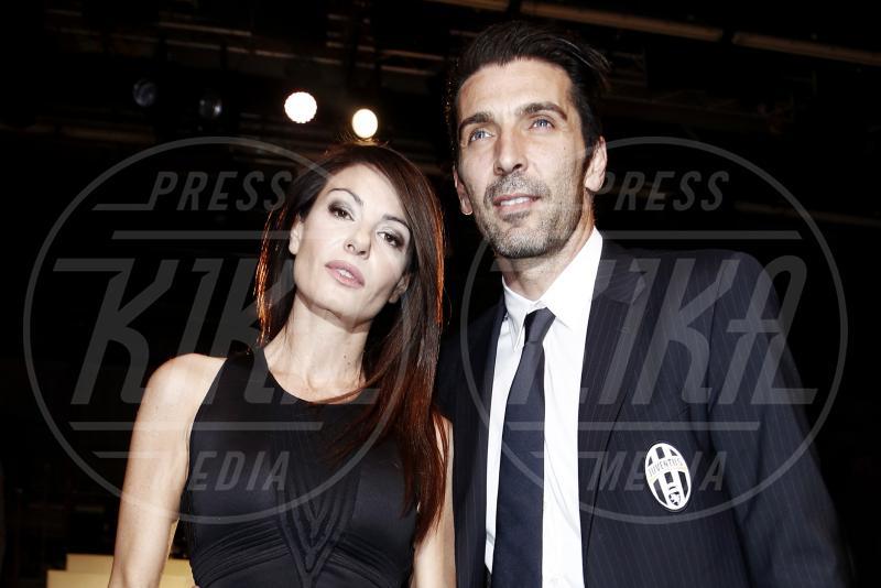 Ilaria d'Amico, Gianluigi Buffon - Milano - 15-12-2014 - Alena Seredova: 'Ecco come ho scoperto il tradimento di Buffon'