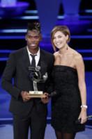 Paul Pogba, Cristina Chiabotto - Milano - 15-12-2014 - Pogba-Messi, che coppia! La foto è già virale