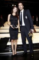 Ilaria d'Amico, Gianluigi Buffon - Milano - 15-12-2014 - Gigi Buffon confessa: