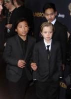 Shilo Nouvel Jolie-Pitt, Pax Thien Jolie-Pitt, Maddox Jolie Pitt - Los Angeles - 16-12-2014 - Da Noah Green a Shiloh Nouvel: i bambini no gender dello showbiz