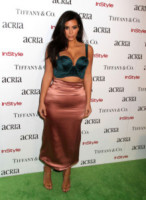 Kim Kardashian - New York - 10-12-2014 - Top Crop & company: pancini al vento sul red carpet