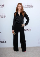 Darby Stanchfield - Hollywood - 10-12-2014 - La tuta glam-chic conquista le celebrity