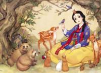 Biancaneve - Los Angeles - 21-12-2014 - Biancaneve, Alice in Wonderland & C. in versione orientale