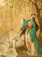 Wild Swans - Los Angeles - 21-12-2014 - Biancaneve, Alice in Wonderland & C. in versione orientale