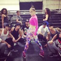 Jennifer Lopez - Los Angeles - 28-12-2014 - Lo sport ti fa bella… ma che fatica!