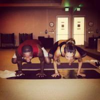 Jessica Alba - Los Angeles - 28-12-2014 - Lo sport ti fa bella… ma che fatica!