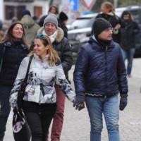 Sonia Bruganelli, Paolo Bonolis - 30-12-2014 - Star come noi: la coppia ha bisogno dei suoi spazi