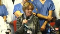 Conferenza Stampa Ebola, Beatrice Lorenzin - Roma - 02-01-2015 - Beatrice Lorenzin è mamma, benvenuti Francesco e Lavinia