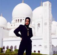 Rihanna - Abu Dhabi - 04-01-2015 - La celebrity imbucata ha l'espulsione assicurata!