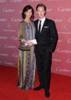 Sophie Hunter, Benedict Cumberbatch - Palm Springs - 03-01-2015 - Palm Springs Festival: la stagione degli Oscar entra nel vivo