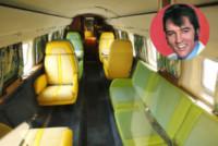 """Memphis - 30-04-2014 - All'asta i due aerei di Elvis, per essere i """"re"""" delle nuvole"""