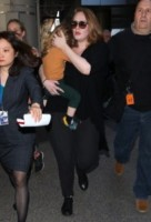 Angelo Adkins, Adele Adkins - Los Angeles - 03-01-2015 - Adele, quanto è bella la vita da mamma!