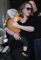 Angelo Konecki, Adele - Los Angeles - 03-01-2015 - Adele, quanto è bella la vita da mamma!