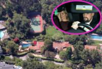 Benji Madden, Cameron Diaz - Villa Cameron Diaz - Beverly Hills - 05-01-2015 - Due cuori e una megavilla: qui si è sposata Cameron Diaz!