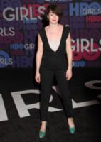 Gaby Hoffmann - New York - 05-01-2015 - La tuta glam-chic conquista le celebrity