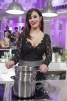 Maria Grazia Cucinotta - Roma - 06-01-2015 - Lady Gaga e quella passione per la cucina italiana