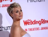 Kaley Cuoco - Hollywood - 07-01-2015 - Razzie Awards 2016: 50 sfumature di grigio è il peggior film