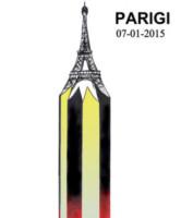 Attentato Charlie Hedbo, Charlie Hebdo - Parigi - 07-01-2015 - Charlie Hebdo: polemiche per la vignetta sul terremoto