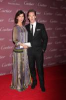 Sophie Hunter, Benedict Cumberbatch - Palm Springs - 04-01-2015 - Fiocco azzurro in casa Cumberbatch-Hunter