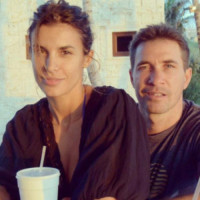 Brian Perri, Elisabetta Canalis - Los Angeles - 10-01-2015 - #nomakeupmovement: bellissime e senza trucco