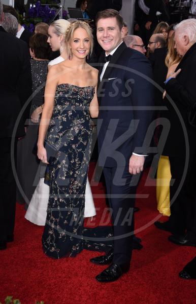 Joanne Froggatt - Beverly Hills - 11-01-2015 - Golden Globe 2015: va in scena il gioco delle coppie