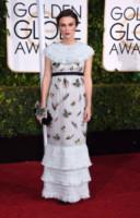 Keira Knightley - Beverly Hills - 12-01-2015 - Keira Knightley, raffinatezza e classe da Oscar sul red carpet