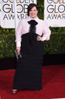 Melissa McCarthy - Beverly Hills - 12-01-2015 - Bianco e nero: un classico sul tappeto rosso!