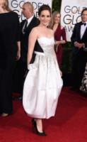 Tina Fey - Beverly Hills - 11-01-2015 - Bianco e nero: un classico sul tappeto rosso!
